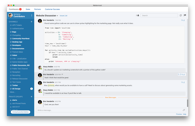 Bitnami Blog: Chat Securely with Mattermost Team Edition, Now in